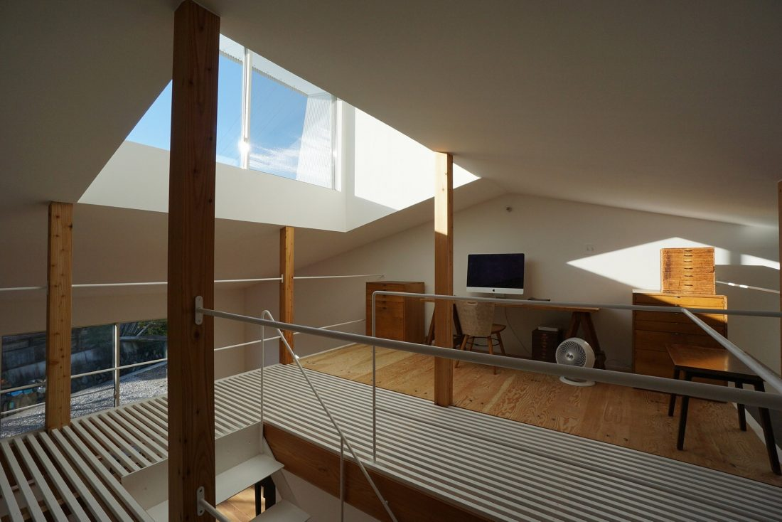 Дом под названием Pettanco в Японии от студии Yuji Tanabe Architects 11