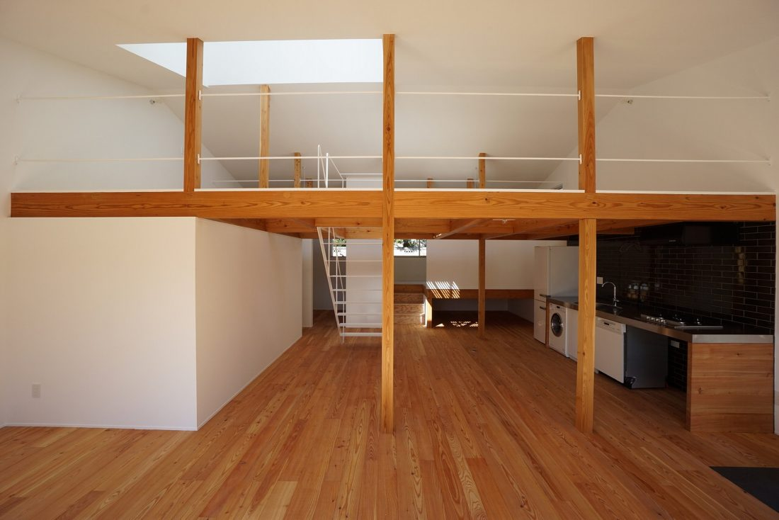 Дом под названием Pettanco в Японии от студии Yuji Tanabe Architects 14