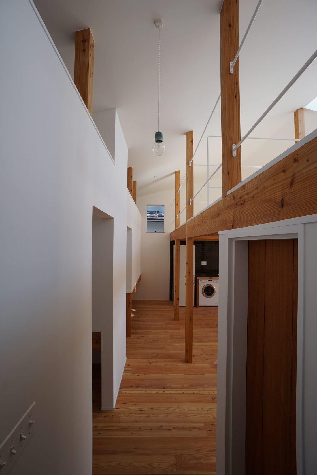 Дом под названием Pettanco в Японии от студии Yuji Tanabe Architects 17