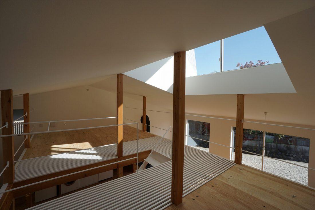 Дом под названием Pettanco в Японии от студии Yuji Tanabe Architects 19