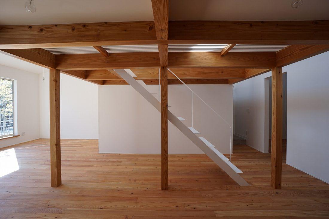 Дом под названием Pettanco в Японии от студии Yuji Tanabe Architects 20