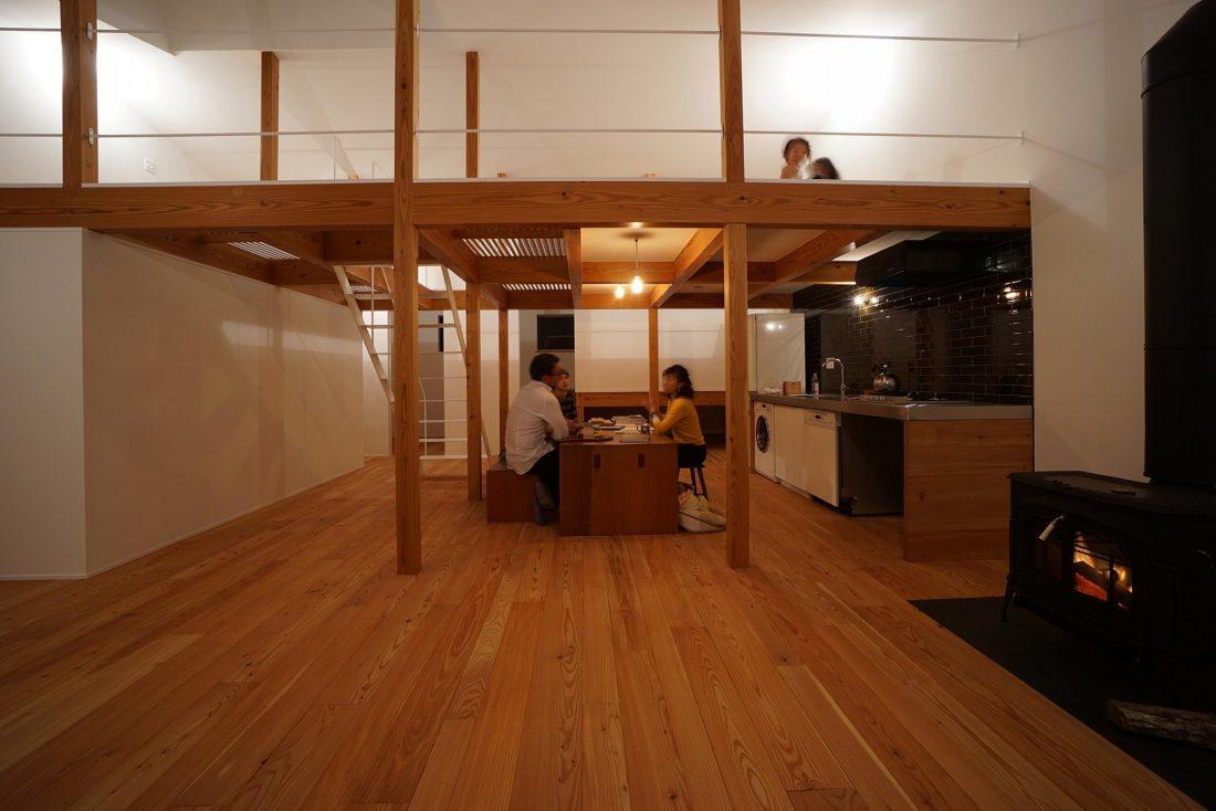 Дом под названием Pettanco в Японии от студии Yuji Tanabe Architects 21