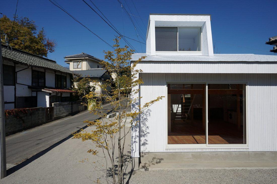 Дом под названием Pettanco в Японии от студии Yuji Tanabe Architects 4