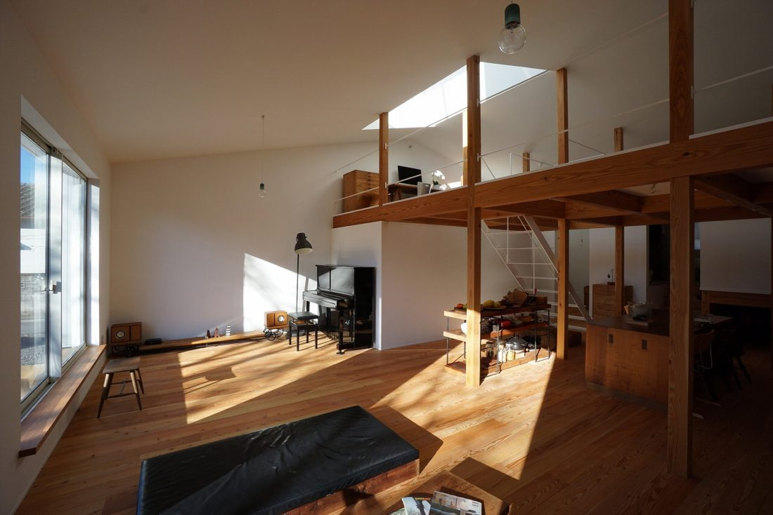 Дом под названием Pettanco в Японии от студии Yuji Tanabe Architects 5