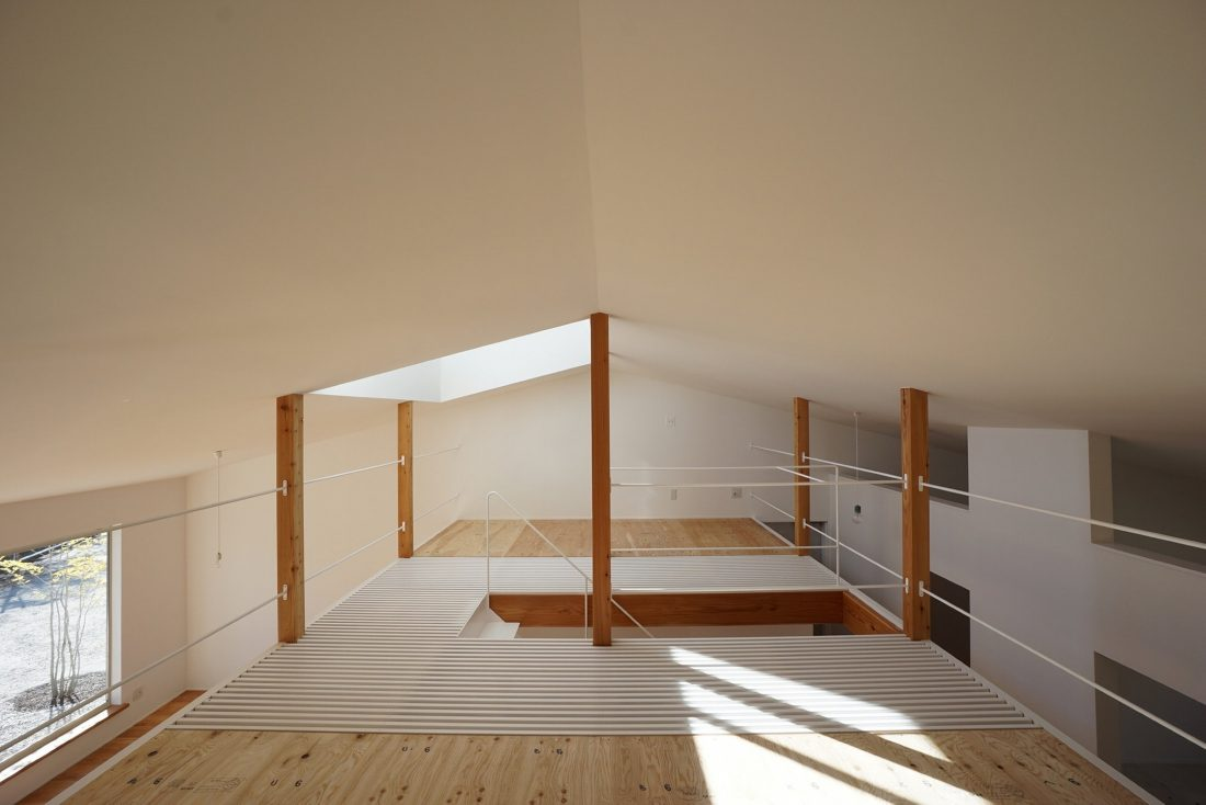 Дом под названием Pettanco в Японии от студии Yuji Tanabe Architects 6