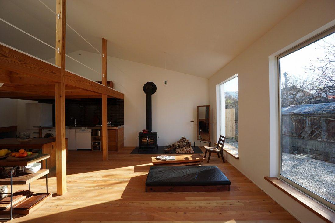 Дом под названием Pettanco в Японии от студии Yuji Tanabe Architects 8