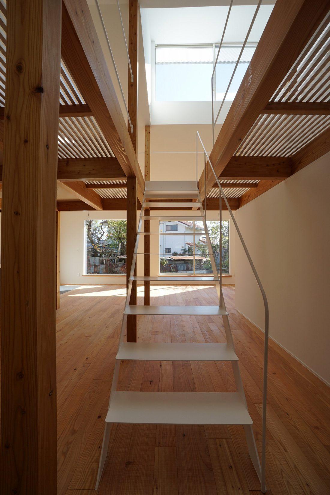 Дом под названием Pettanco в Японии от студии Yuji Tanabe Architects 9
