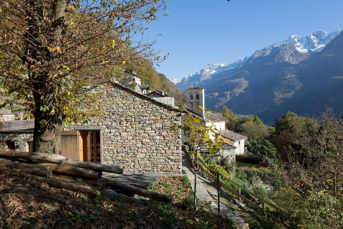 Реставрация старинного дома 16 века в Швейцарии по проекту Vudafieri Saverino Partners 2