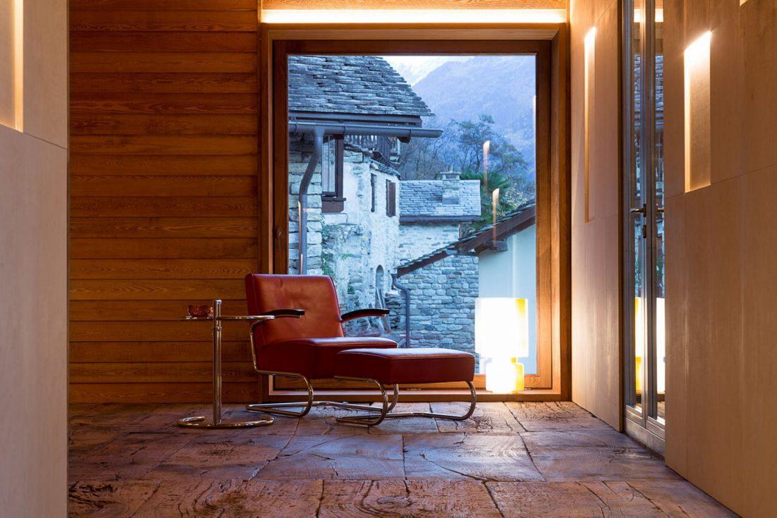 Реставрация старинного дома 16 века в Швейцарии по проекту Vudafieri Saverino Partners 8