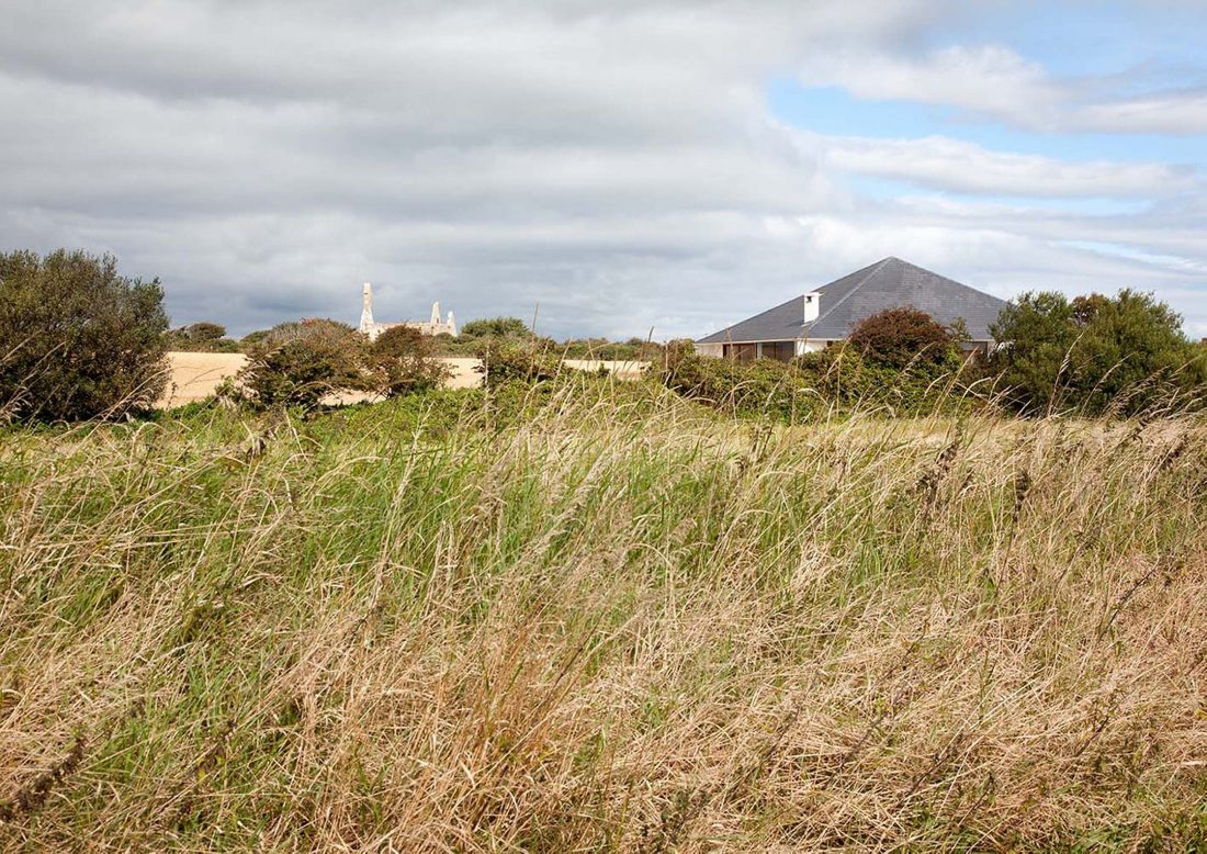 Сельский дом в Kilmore, Ирландия, от студии GKMP Architects 11