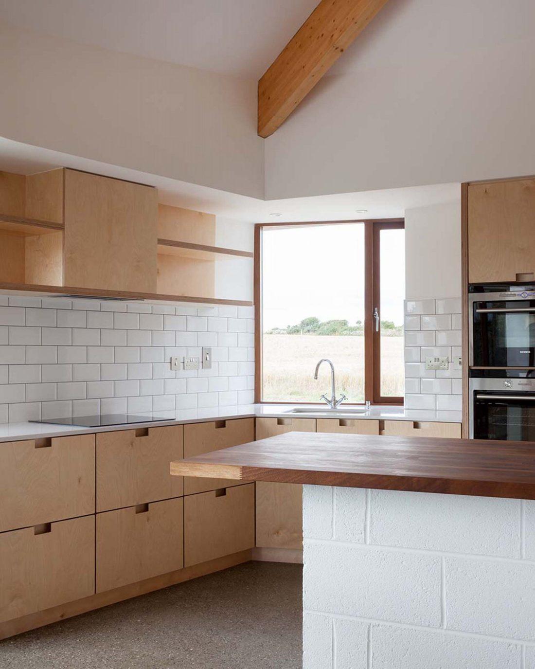 Сельский дом в Kilmore, Ирландия, от студии GKMP Architects 2
