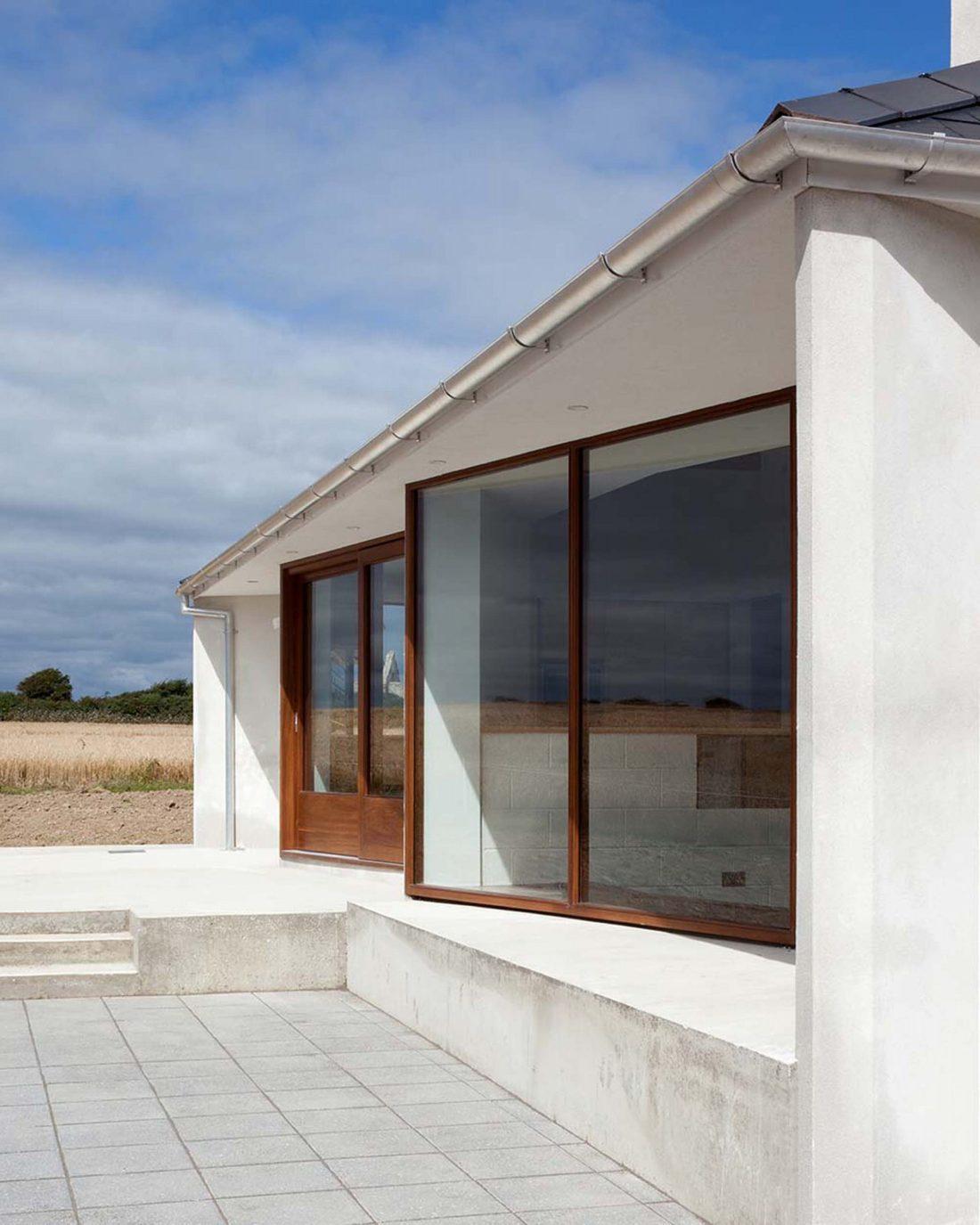 Сельский дом в Kilmore, Ирландия, от студии GKMP Architects 3
