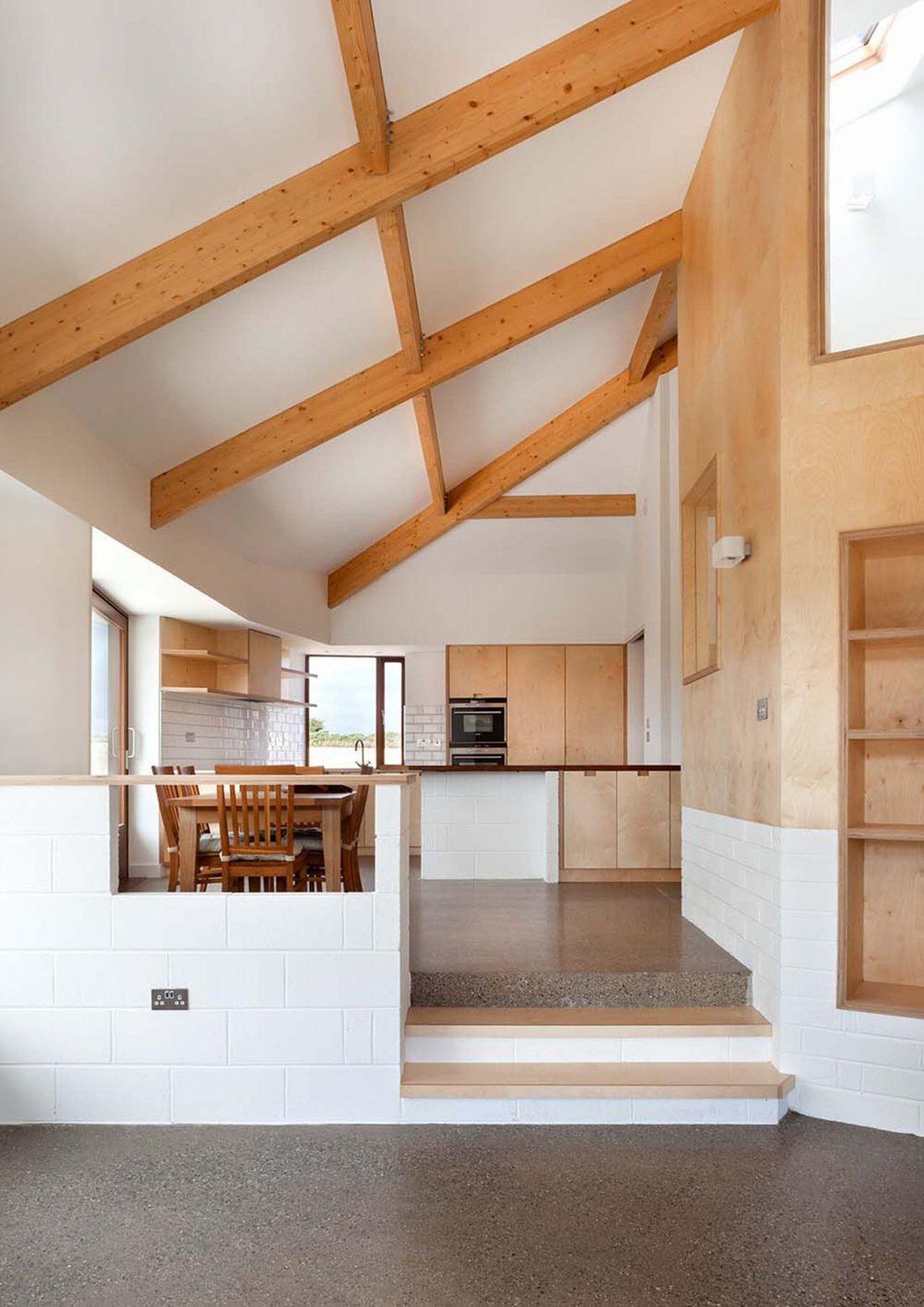 Сельский дом в Kilmore, Ирландия, от студии GKMP Architects 4
