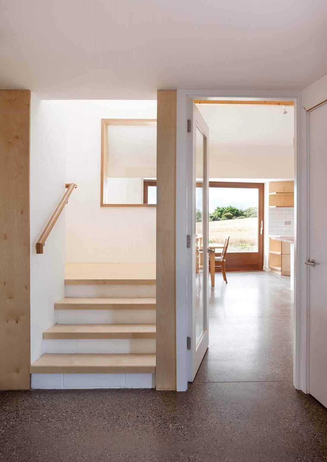 Сельский дом в Kilmore, Ирландия, от студии GKMP Architects 5