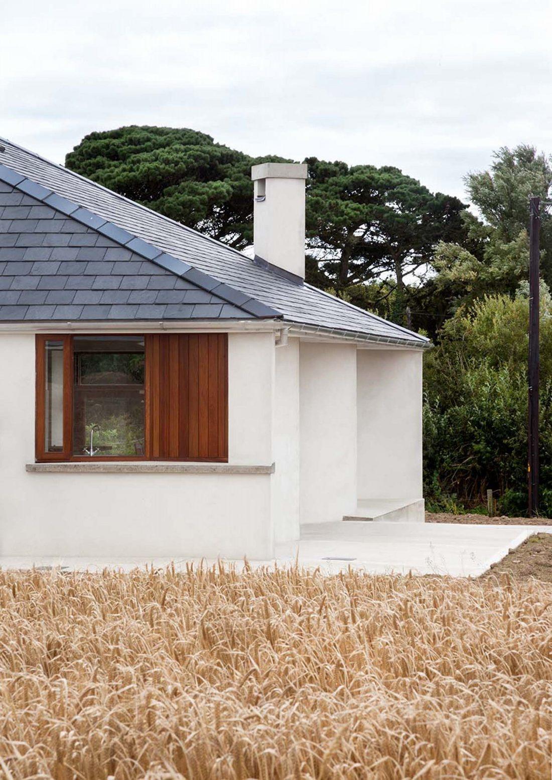 Сельский дом в Kilmore, Ирландия, от студии GKMP Architects 6