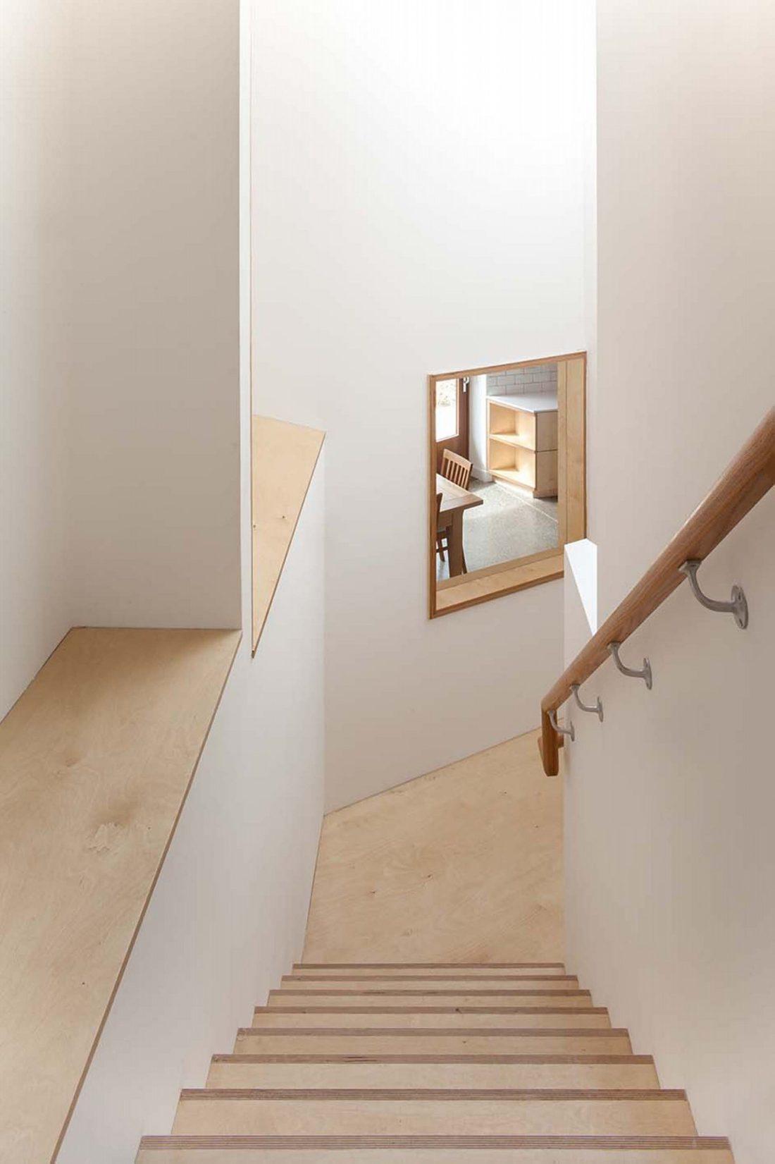Сельский дом в Kilmore, Ирландия, от студии GKMP Architects 7