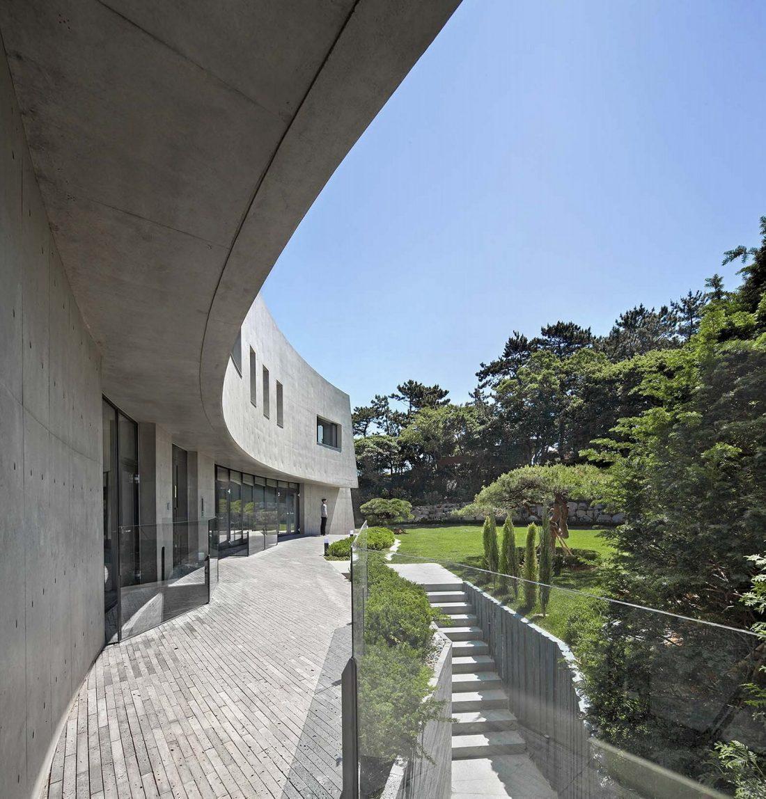 Дом Songdo в Южной Корее по проекту студии Аrchitect-K 1