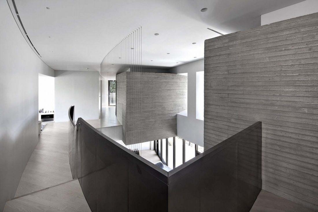 Дом Songdo в Южной Корее по проекту студии Аrchitect-K 10