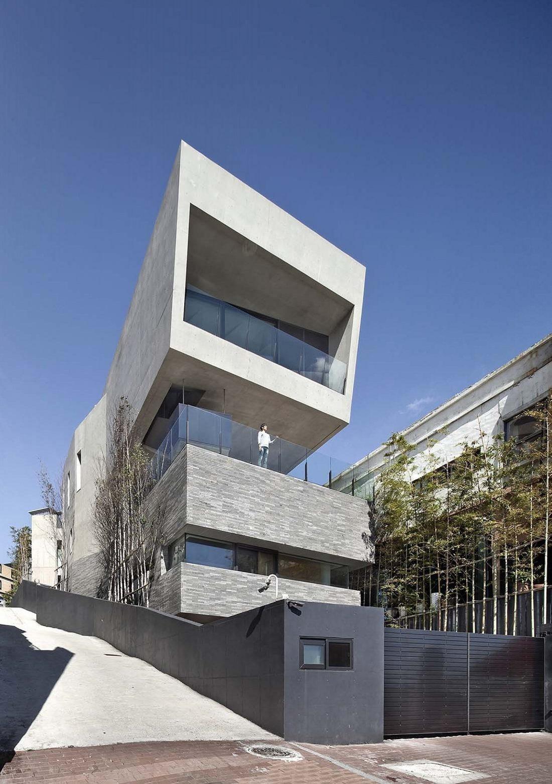 Дом Songdo в Южной Корее по проекту студии Аrchitect-K 5