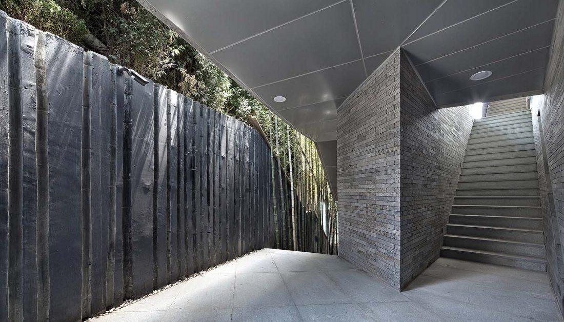 Дом Songdo в Южной Корее по проекту студии Аrchitect-K 6