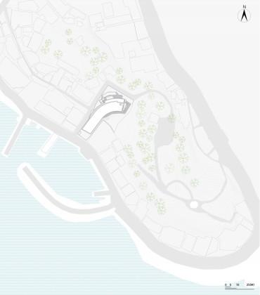 Дом Songdo в Южной Корее по проекту студии Аrchitect-K — План 1