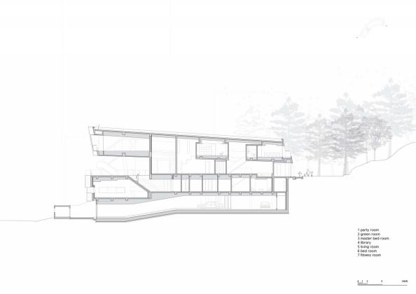 Дом Songdo в Южной Корее по проекту студии Аrchitect-K — План 10