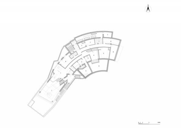 Дом Songdo в Южной Корее по проекту студии Аrchitect-K — План 3