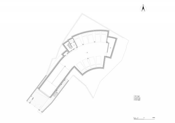 Дом Songdo в Южной Корее по проекту студии Аrchitect-K — План 4