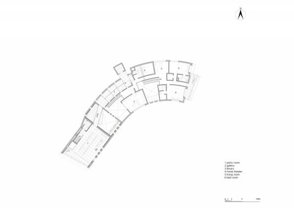Дом Songdo в Южной Корее по проекту студии Аrchitect-K — План 5
