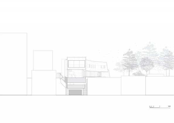 Дом Songdo в Южной Корее по проекту студии Аrchitect-K — План 6