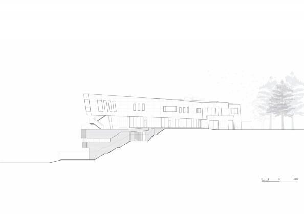 Дом Songdo в Южной Корее по проекту студии Аrchitect-K — План 7