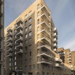 Жилой комплекс Greenwich Peninsula Riverside в Лондоне по проекту C.F. Moller 11
