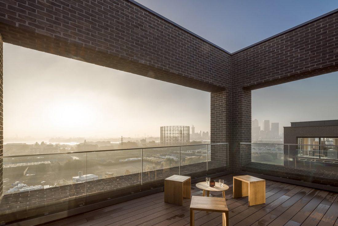 Жилой комплекс Greenwich Peninsula Riverside в Лондоне по проекту C.F. Moller 13