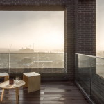 Жилой комплекс Greenwich Peninsula Riverside в Лондоне по проекту C.F. Moller 14