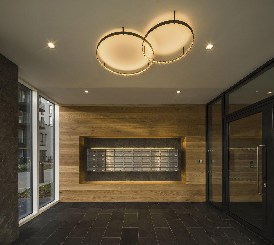Жилой комплекс Greenwich Peninsula Riverside в Лондоне по проекту C.F. Moller 17