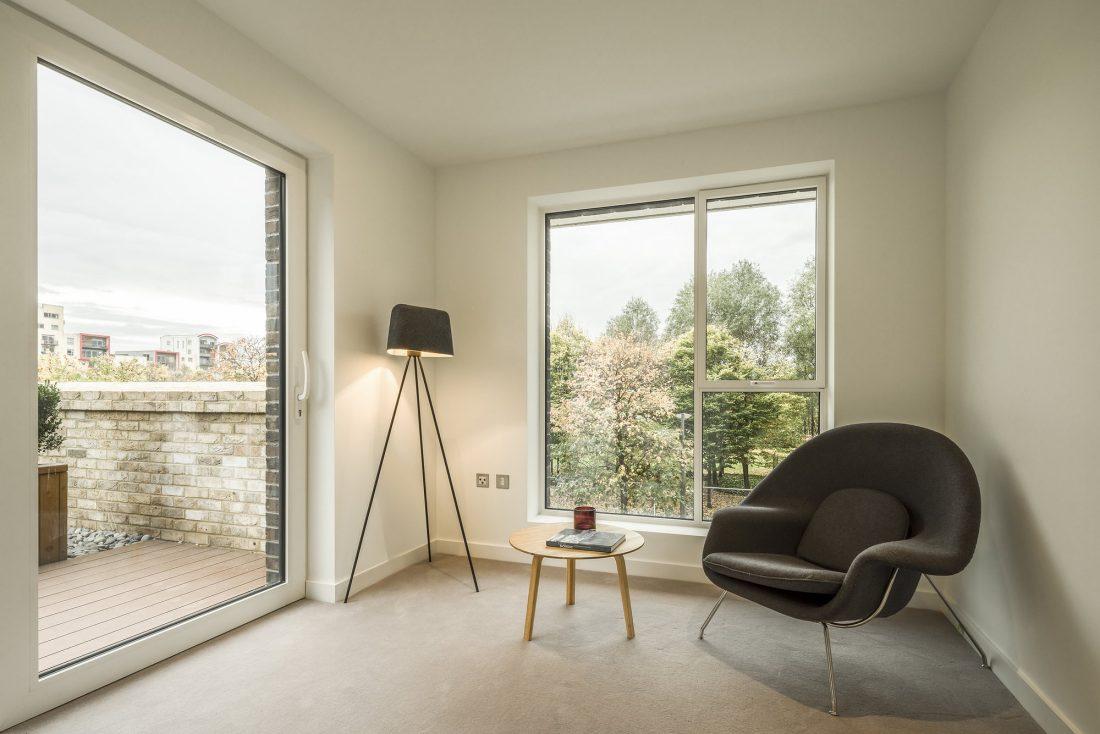 Жилой комплекс Greenwich Peninsula Riverside в Лондоне по проекту C.F. Moller 18