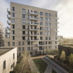 Жилой комплекс Greenwich Peninsula Riverside в Лондоне по проекту C.F. Moller 5
