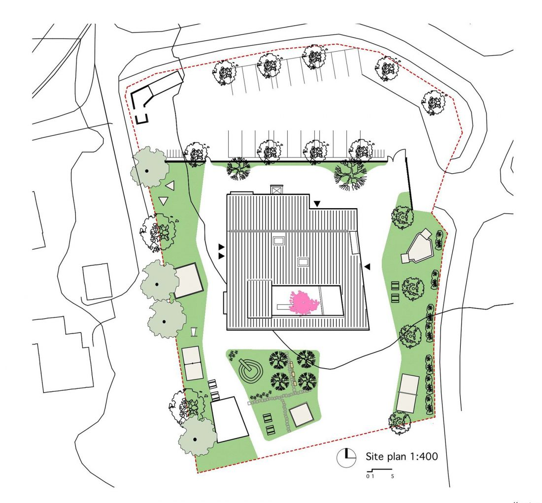 Детский сад по проекту студии SYD Arkitekter 15