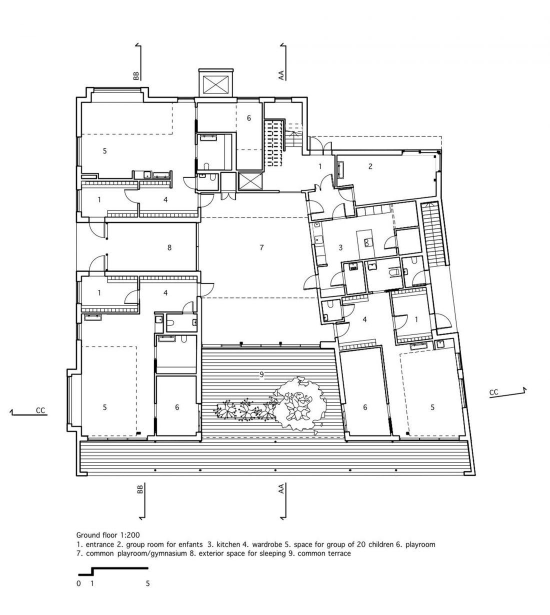 Детский сад по проекту студии SYD Arkitekter 16