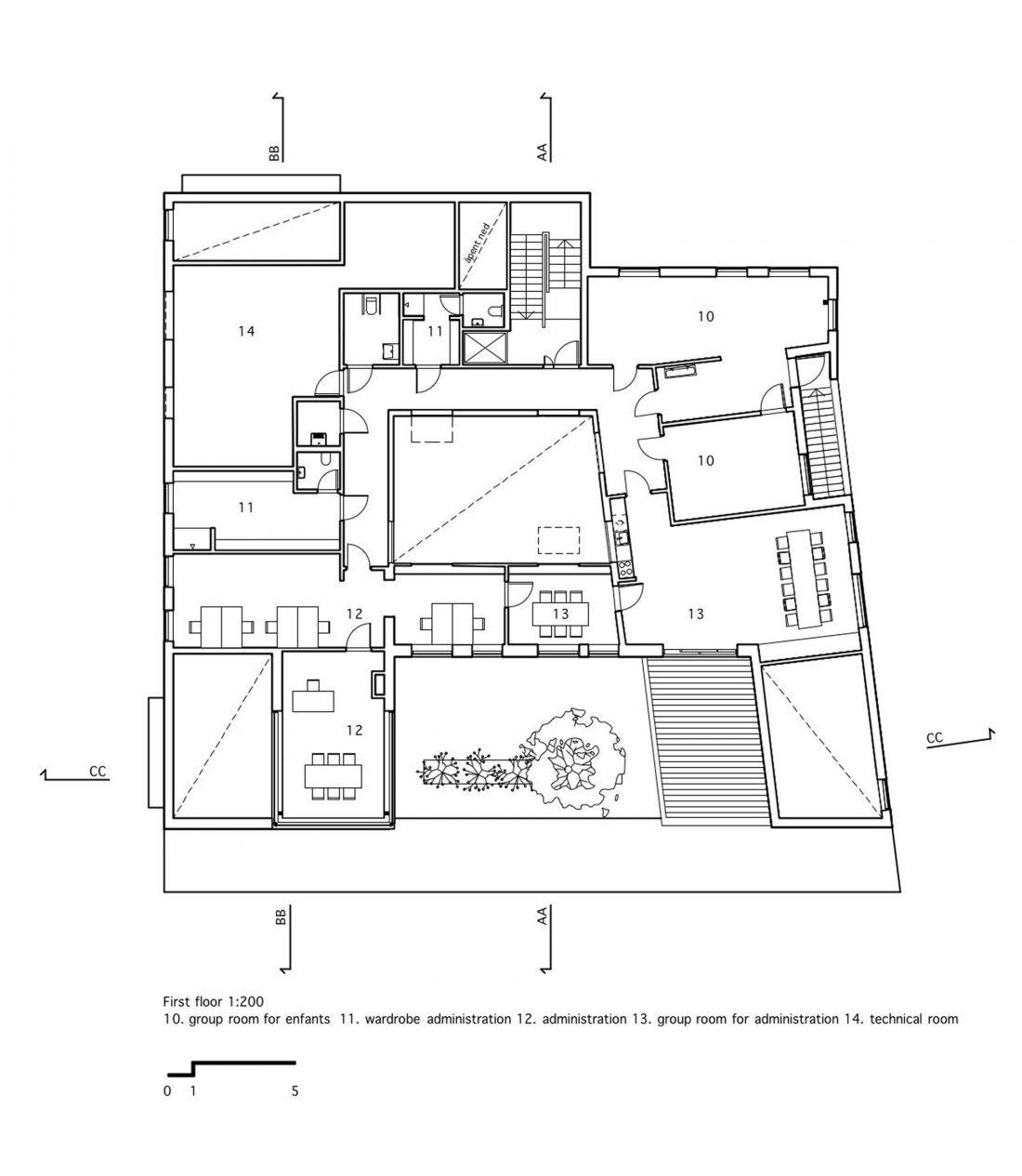 Детский сад по проекту студии SYD Arkitekter 17