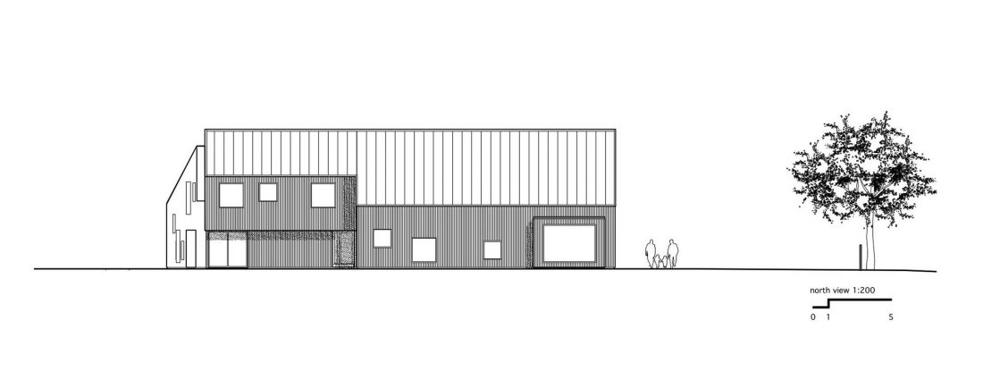 Детский сад по проекту студии SYD Arkitekter 21