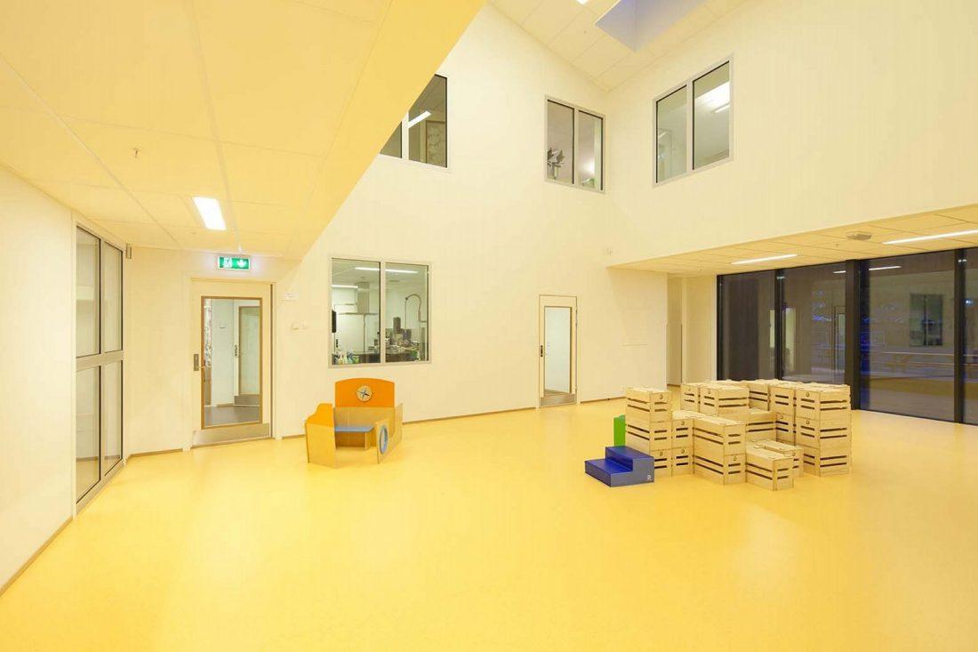 Детский сад по проекту студии SYD Arkitekter 3