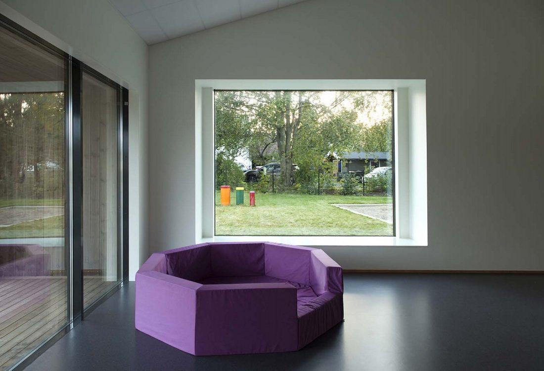 Детский сад по проекту студии SYD Arkitekter 4