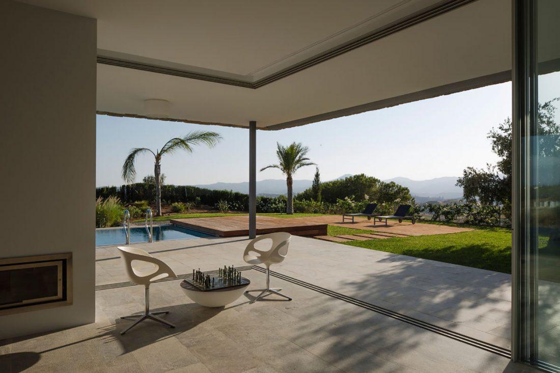 Дом El Meandro в Испании по проекту студии Marion Regitko 14