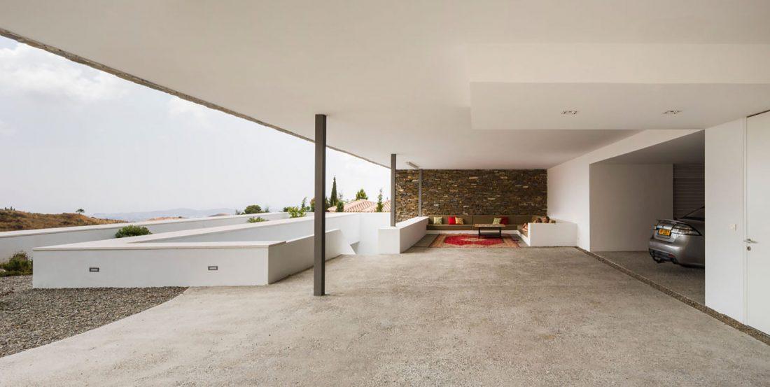 Дом El Meandro в Испании по проекту студии Marion Regitko 16