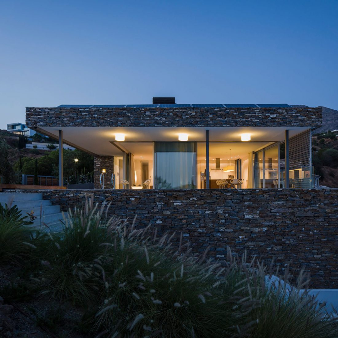 Дом El Meandro в Испании по проекту студии Marion Regitko 18