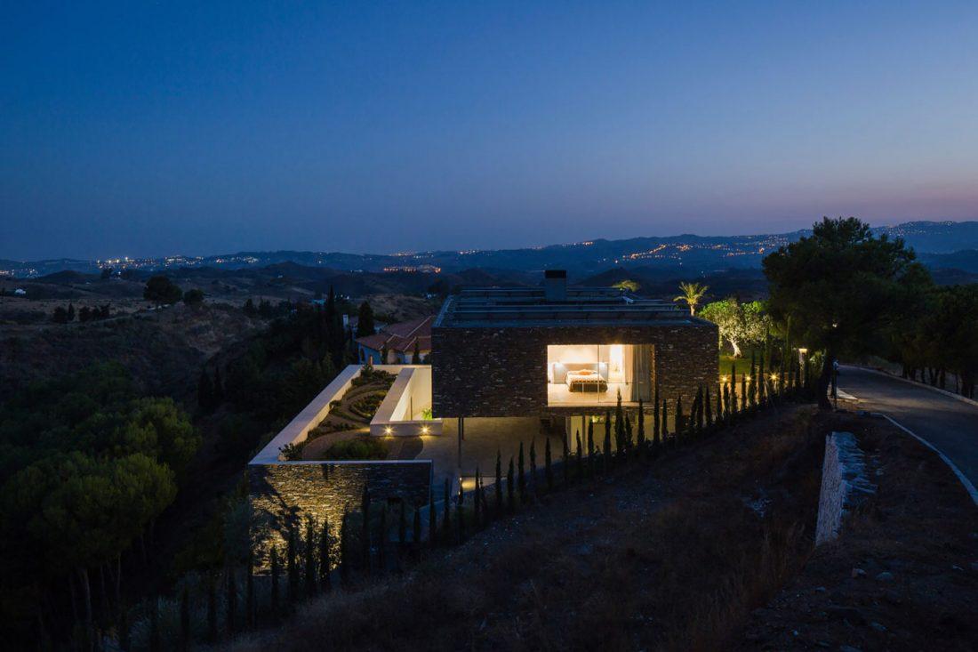 Дом El Meandro в Испании по проекту студии Marion Regitko 22