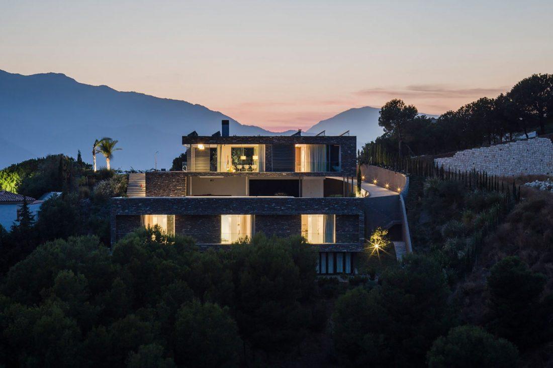 Дом El Meandro в Испании по проекту студии Marion Regitko 24