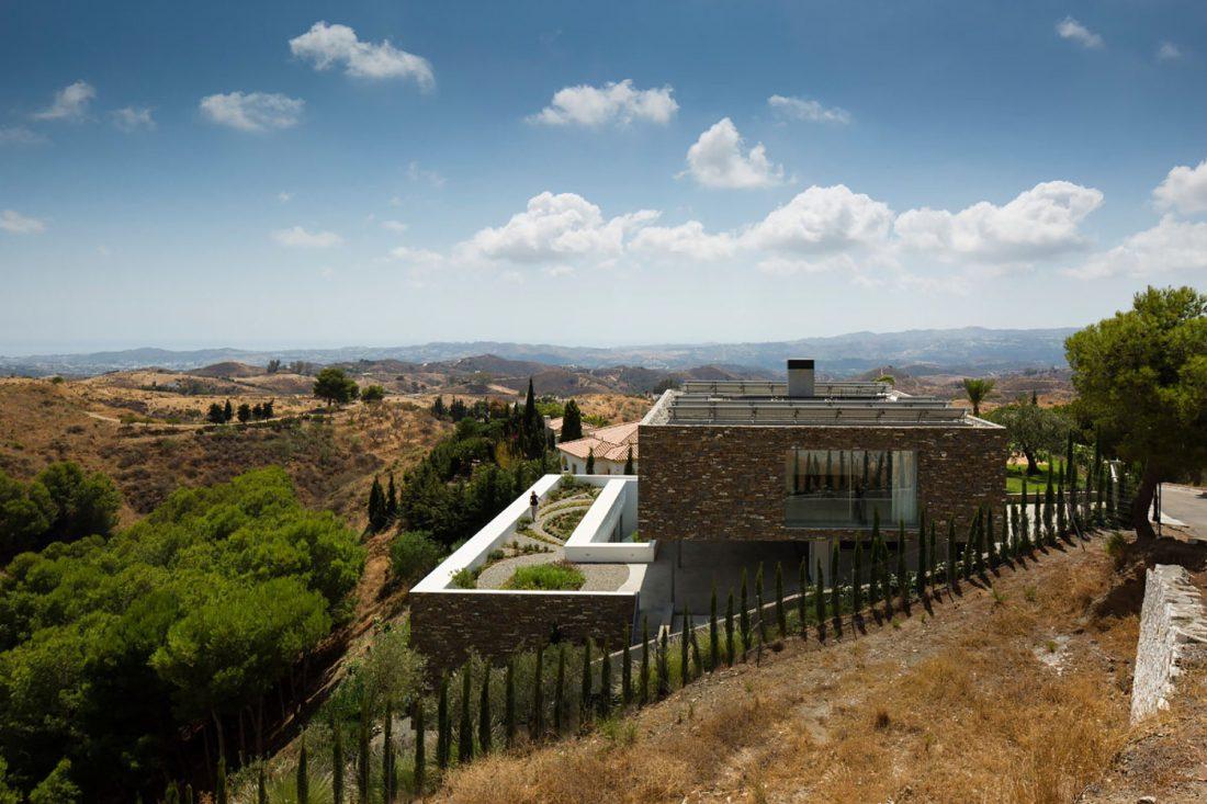 Дом El Meandro в Испании по проекту студии Marion Regitko 4