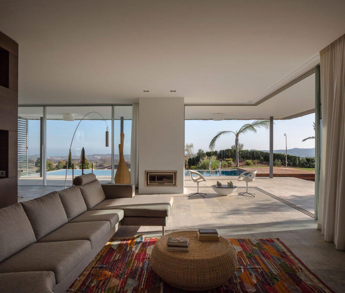 Дом El Meandro в Испании по проекту студии Marion Regitko 5